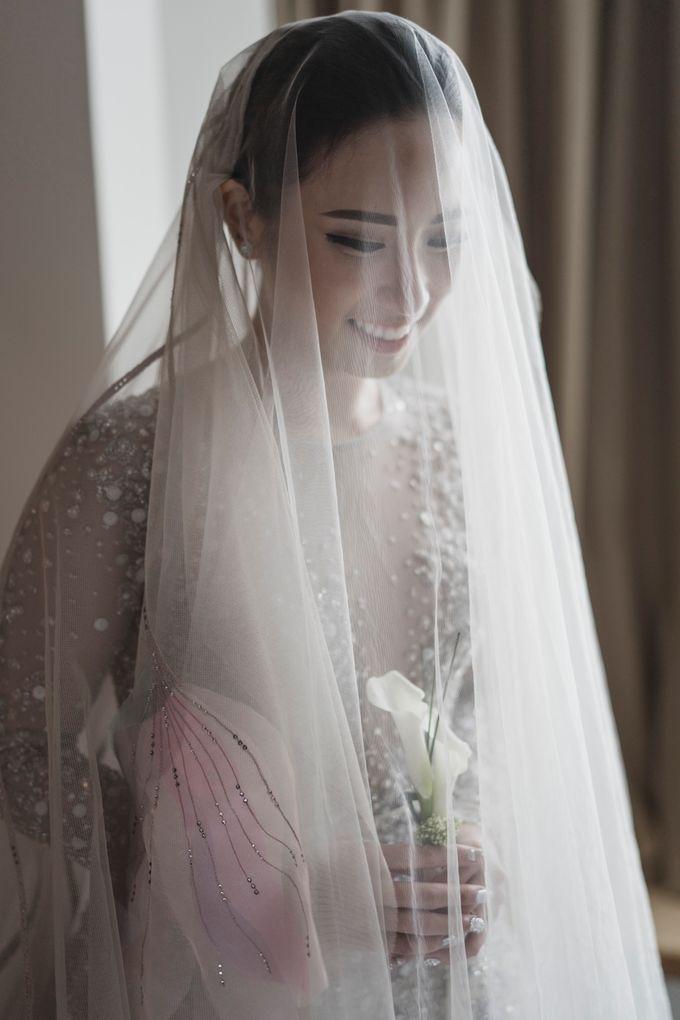 Ivan & Yessica Wedding by Hilda by Bridestory - 001