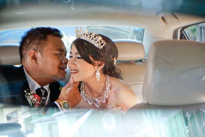 Wedding Steven & Della by aaron Photo & Cinema - 007