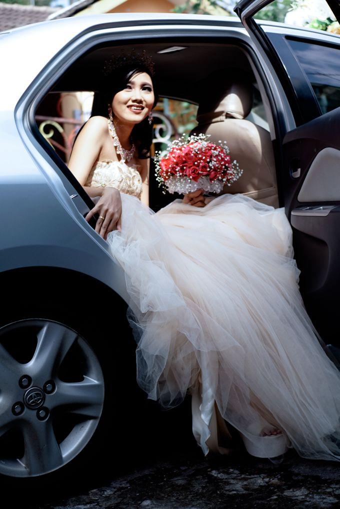 Wedding Steven & Della by aaron Photo & Cinema - 003