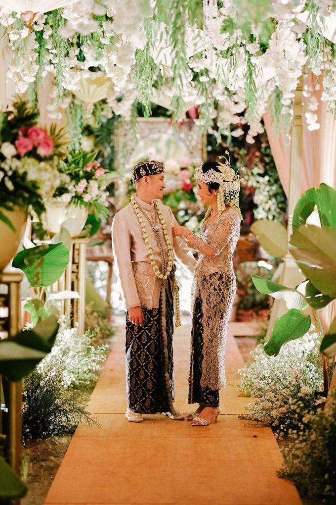 Manda & Irfan Wedding by Akuwedding - 002