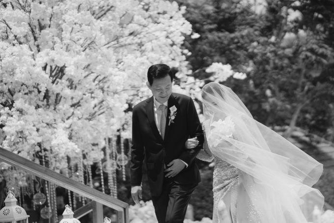 Ivan & Yessica Wedding by Hilda by Bridestory - 012