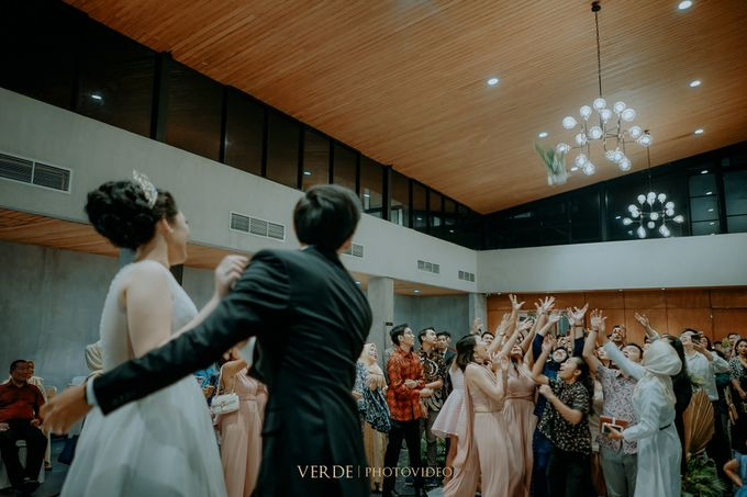 The Wedding Jeany & Tito by AVIARY Bintaro - 001