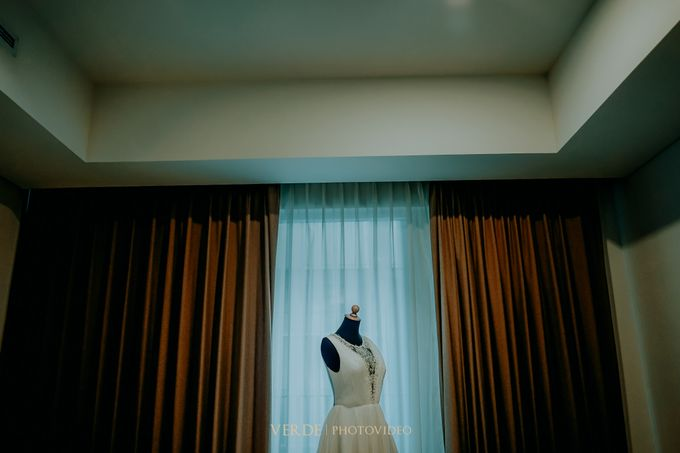 The Wedding Jeany & Tito by AVIARY Bintaro - 010