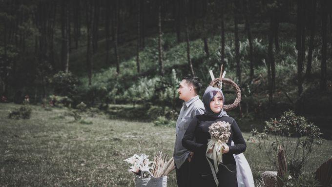 Prewedding Zahra & Zaki by Curva Studios - 001