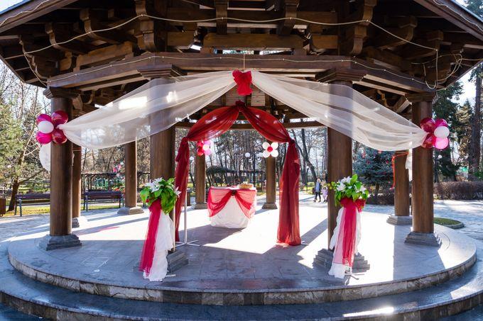 Dream Wedding Day by Christian Wedding Planner & Celebrant by Mira Michael - 006
