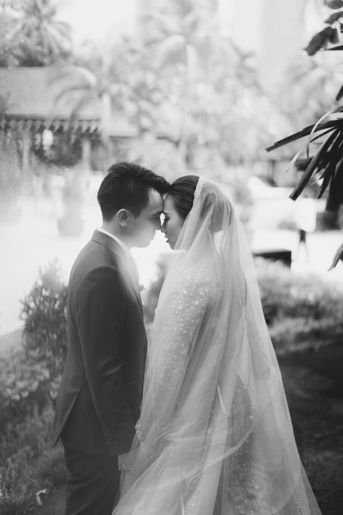 Ivan & Yessica Wedding by Hilda by Bridestory - 021