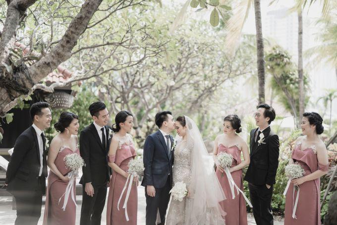 Ivan & Yessica Wedding by Hilda by Bridestory - 009