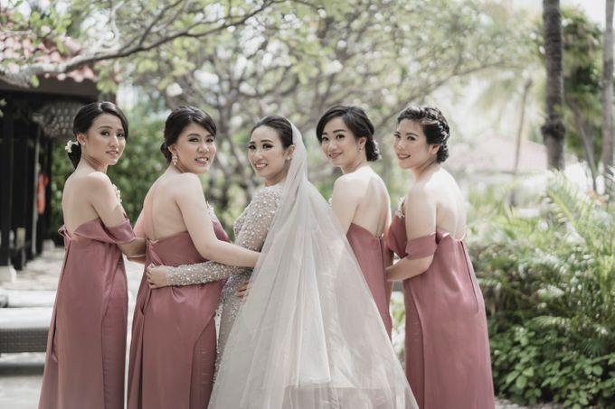 Ivan & Yessica Wedding by Hilda by Bridestory - 008
