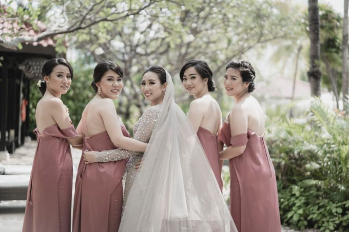 Ivan & Yessica Wedding by MAJOR SEVENTH - 008