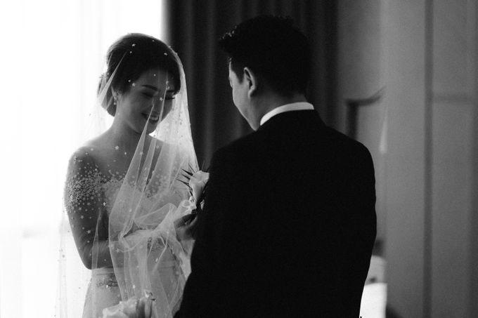 Raymond & Vanie Wedding Day by Keyva Photography - 009