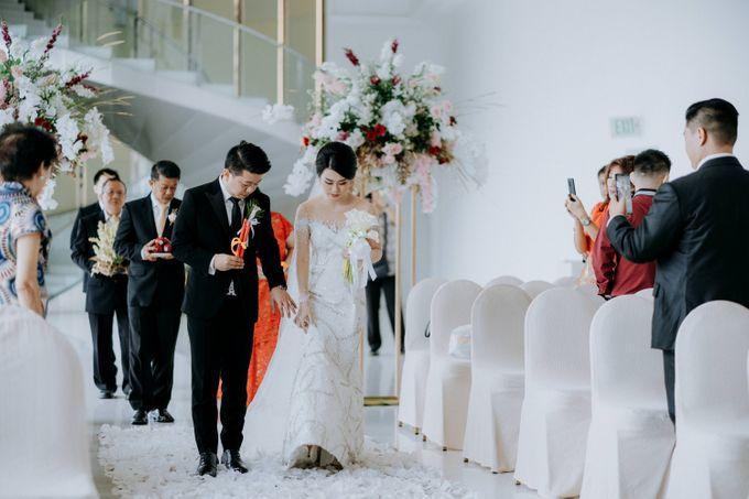 Raymond & Vanie Wedding Day by Keyva Photography - 005