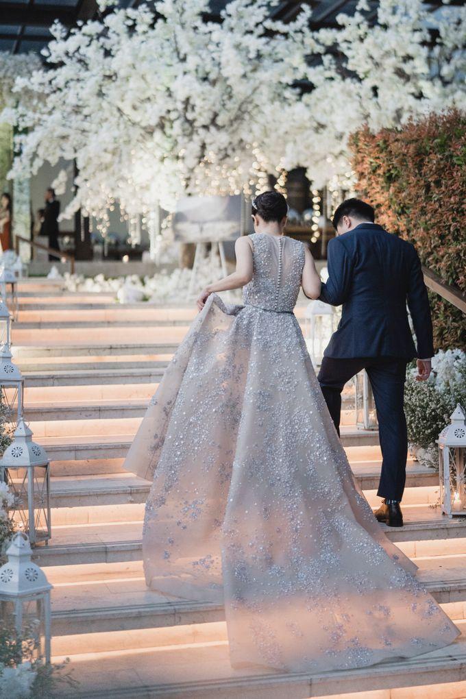 Ivan & Yessica Wedding by Hilda by Bridestory - 019