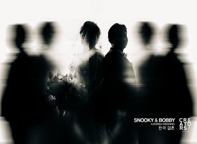 Snooky & Bobby - A Korea Wedding by Creators & Co - 001
