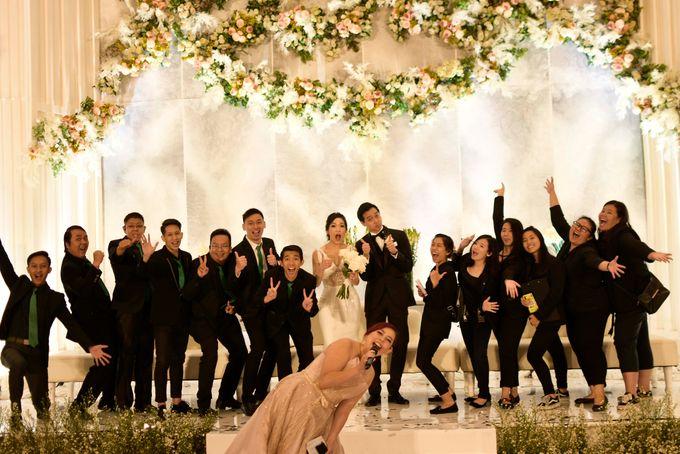 The Wedding of Magga & Elsa by PlanMyDay Wedding Organizer - 012