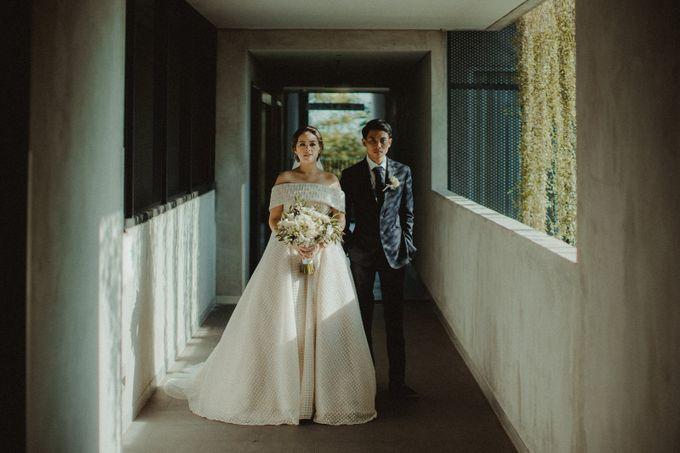 The Wedding of Erika & Satya by Bernardo Pictura - 001