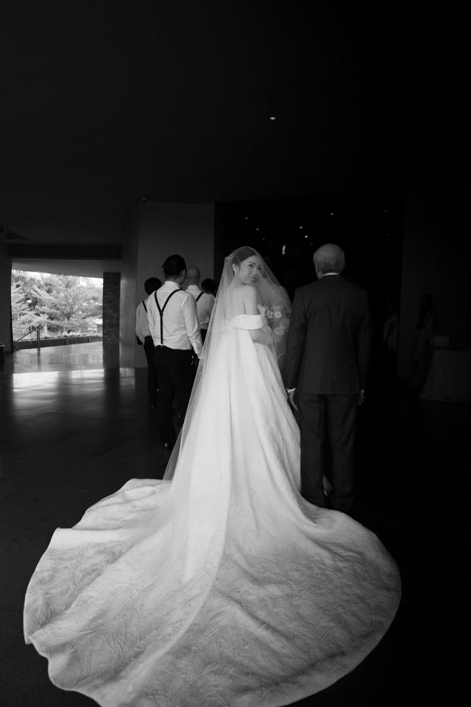 Jeffry & Elsie Wedding by David Salim Photography - 004