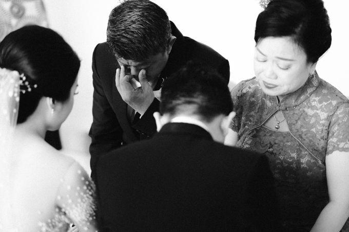 Raymond & Vanie Wedding Day by Keyva Photography - 006
