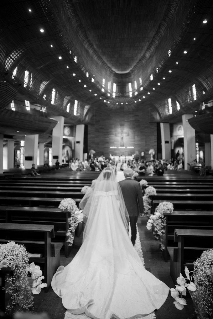 Jeffry & Elsie Wedding by David Salim Photography - 014