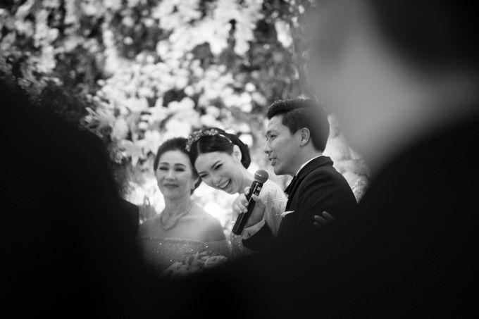 Jeffry & Elsie Wedding by David Salim Photography - 021