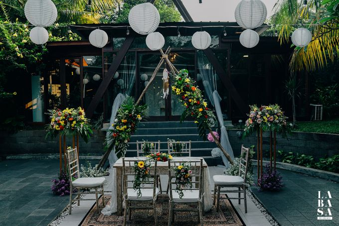 The Wedding of Acha & Adam by DIY Planner - 028