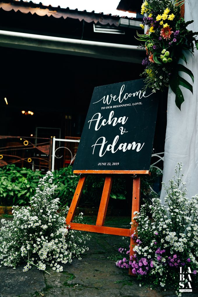 The Wedding of Acha & Adam by DIY Planner - 030