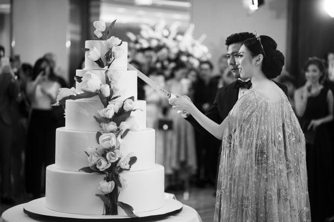 Jeffry & Elsie Wedding by David Salim Photography - 022