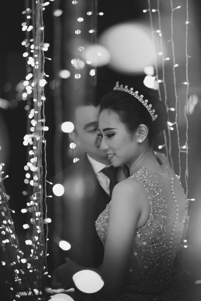 Ivan & Yessica Wedding by Hilda by Bridestory - 020