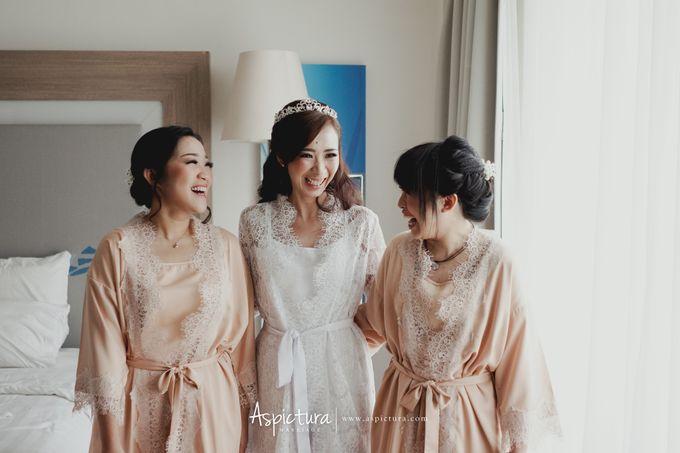 Wedding of Dimas & Agnes by Novotel Tangerang - 006