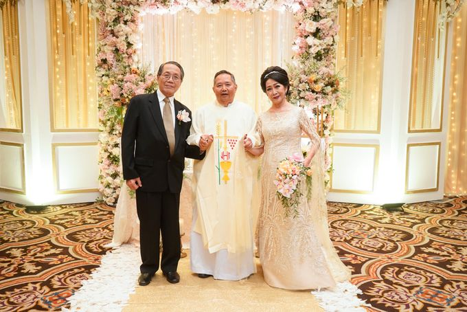 Mr & Mrs Suryono Limputra by Fairmont Jakarta - 011