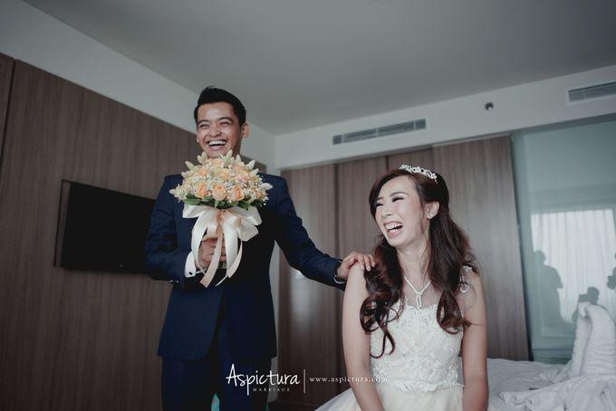 Wedding Dimas & Agnes by Novotel Tangerang - 009