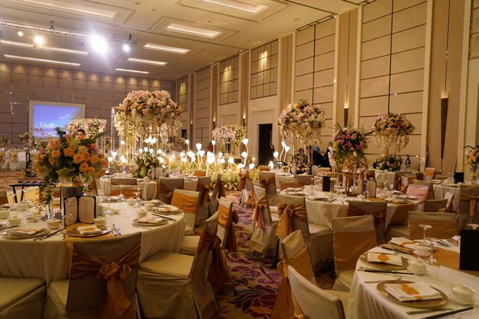 Mr & Mrs Suryono Limputra by Fairmont Jakarta - 012