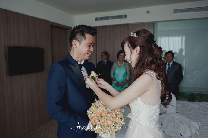 Wedding of Dimas & Agnes by Novotel Tangerang - 008