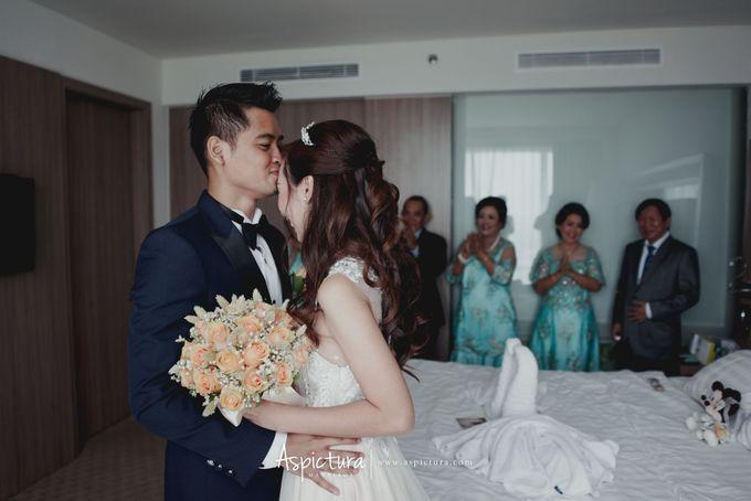 Wedding of Dimas & Agnes by Novotel Tangerang - 009