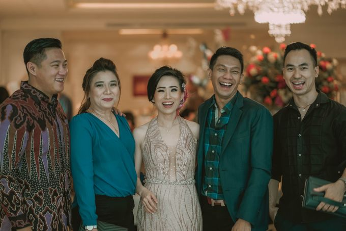WEDDING OF YOSI AND ARNI by Ozul Photography - 004