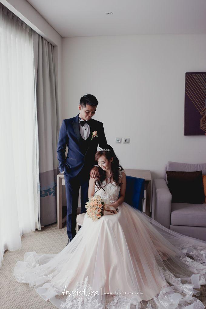 Wedding Dimas & Agnes by Novotel Tangerang - 008