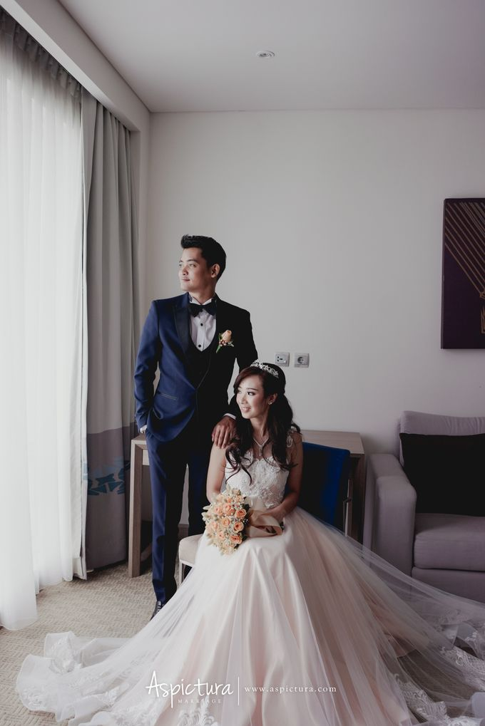 Wedding Dimas & Agnes by Novotel Tangerang - 006