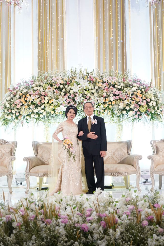 Mr & Mrs Suryono Limputra by Fairmont Jakarta - 014