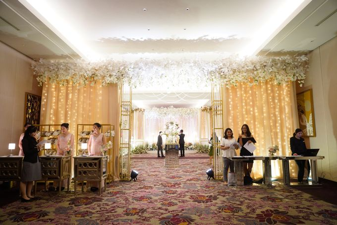 Mr & Mrs Suryono Limputra by Fairmont Jakarta - 015