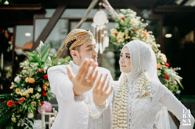 The Wedding of Acha & Adam by DIY Planner - 033