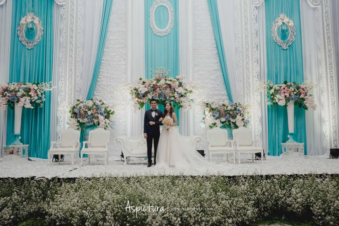 Wedding Dimas & Agnes by Novotel Tangerang - 007
