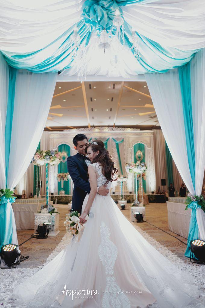 Wedding of Dimas & Agnes by Novotel Tangerang - 013