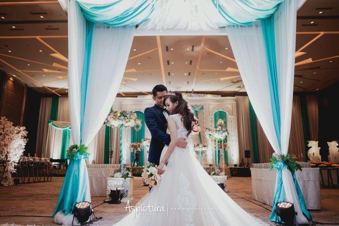 Wedding of Dimas & Agnes by Novotel Tangerang - 014
