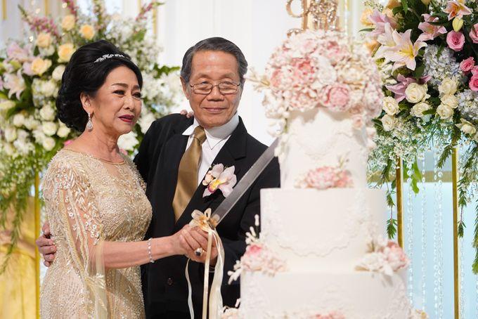 Mr & Mrs Suryono Limputra by Fairmont Jakarta - 016