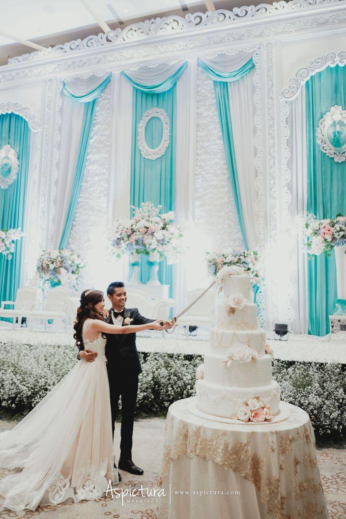 Wedding of Dimas & Agnes by Novotel Tangerang - 015