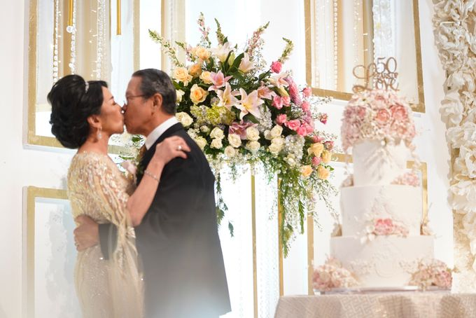 Mr & Mrs Suryono Limputra by Fairmont Jakarta - 017