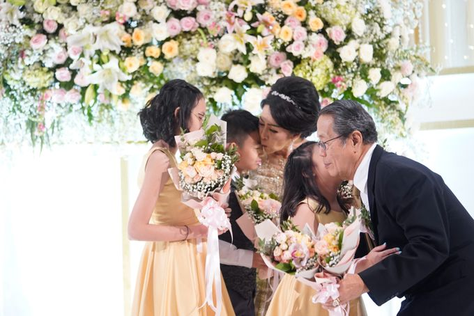 Mr & Mrs Suryono Limputra by Fairmont Jakarta - 026
