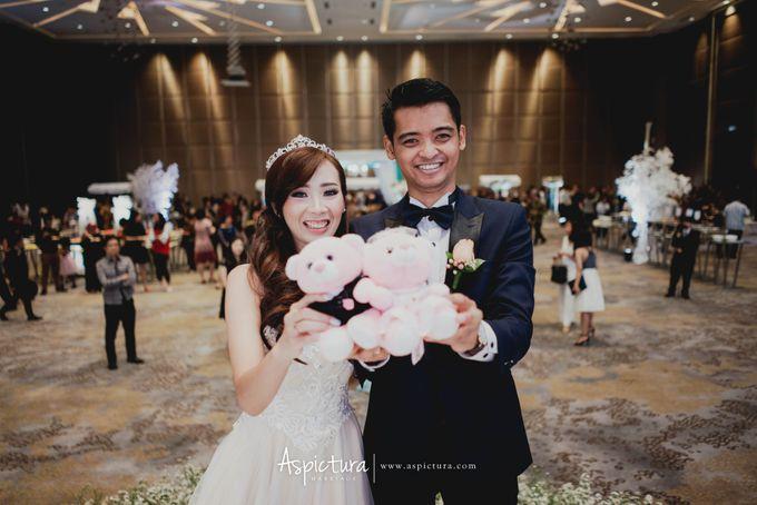 Wedding Dimas & Agnes by Novotel Tangerang - 012
