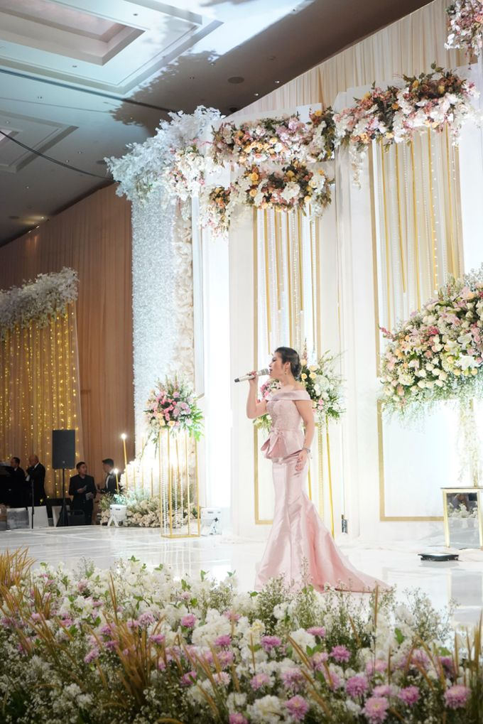 Mr & Mrs Suryono Limputra by Fairmont Jakarta - 018