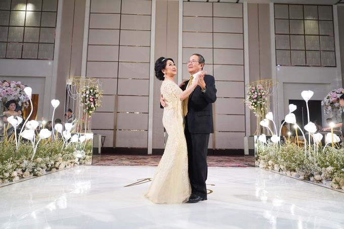 Mr & Mrs Suryono Limputra by Fairmont Jakarta - 021