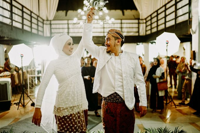 The Wedding of Acha & Adam by DIY Planner - 039